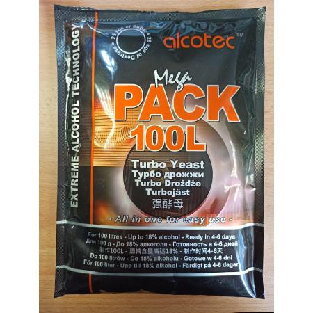 Дрожжи Alcotec MegaPack (на 100 литров)