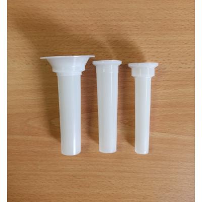 Универсальные колбасные трубки для набивки пластиковых шприц...