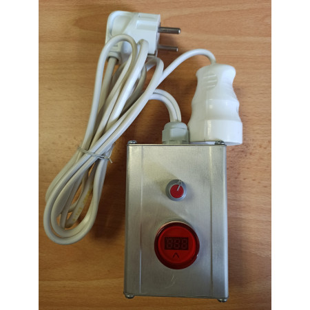 Регулятор мощности Самогон и водка аналоговый с цифровым индикатором 0-3000Вт