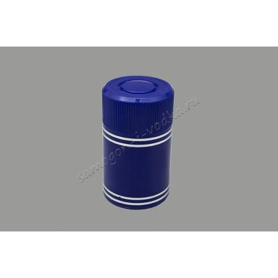 Колпачок с дозатором типа «ГУАЛА» синий 58 мм (1 шт)