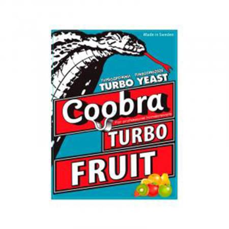 Дрожжи COOBRA Turbo Fruit 40гр /50/